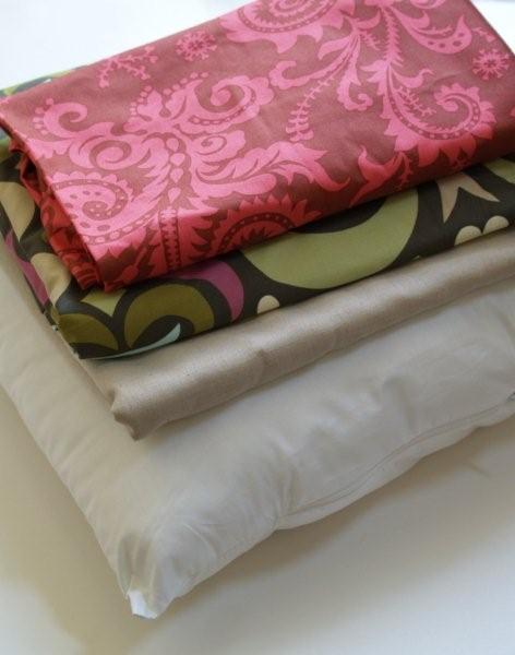 Parasol Birdie Pillow