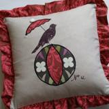 Guest Posting and a Pillow Tutorial