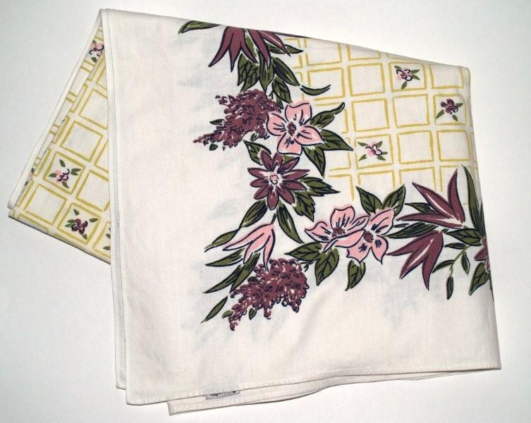 Tablecloth Refashion
