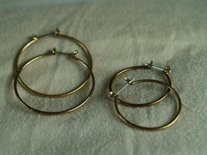 Girly and Geeky Earrings