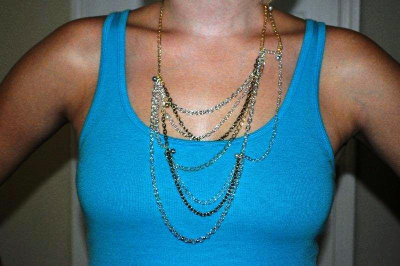 Necklace Features and Linky