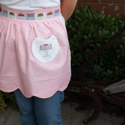 """Let's Eat Cake"" Apron"