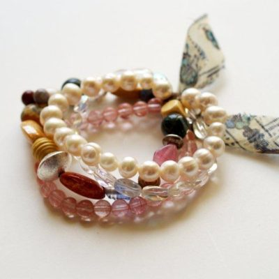 Willy Nilly Bracelet Tutorial