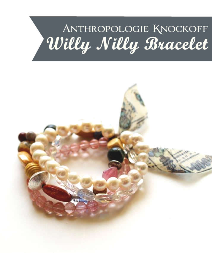Willy Nilly Bracelet