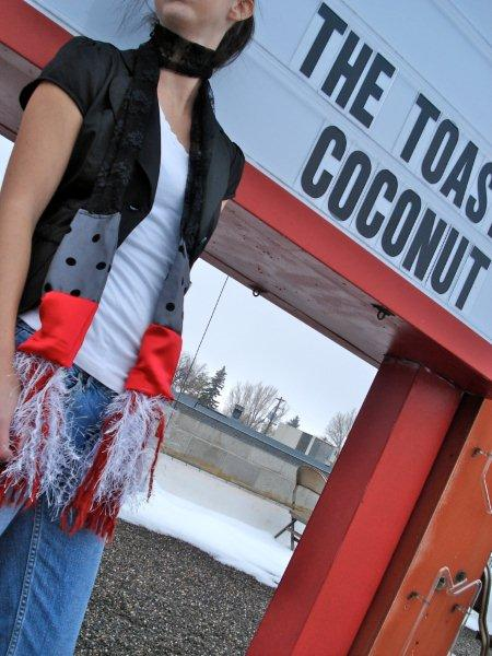 The Toasted Coconut Giveaway!