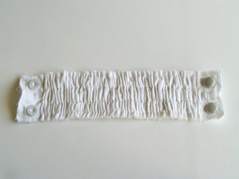 P1010692 Romantic Ruffled Bracelet