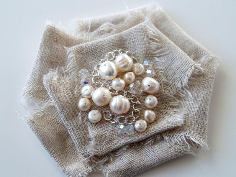 P1010697 Romantic Ruffled Bracelet