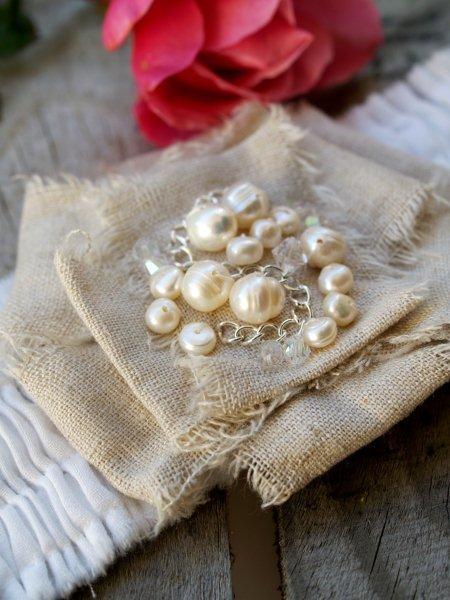 P1010724 Romantic Ruffled Bracelet
