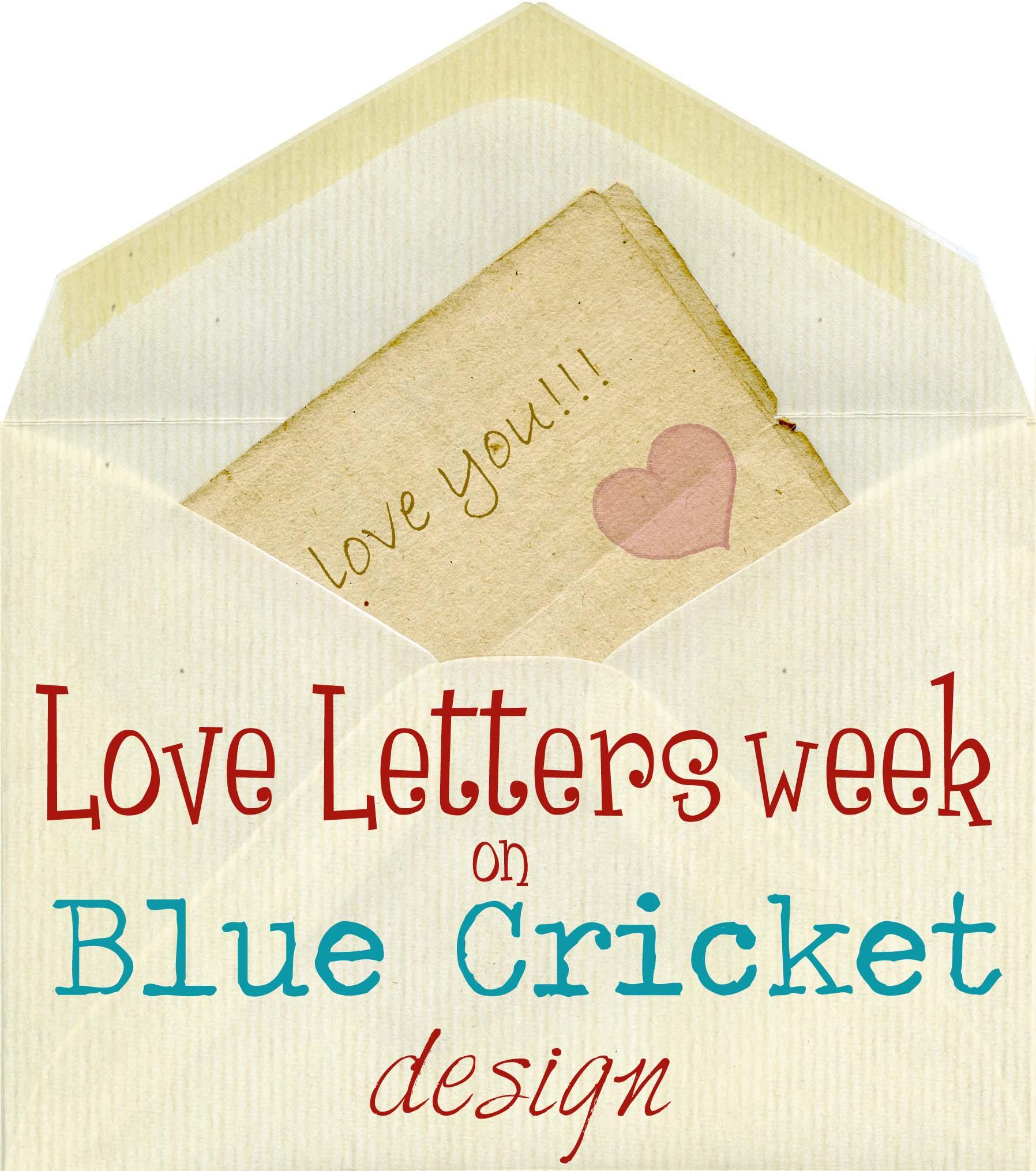 Love Letters Week!