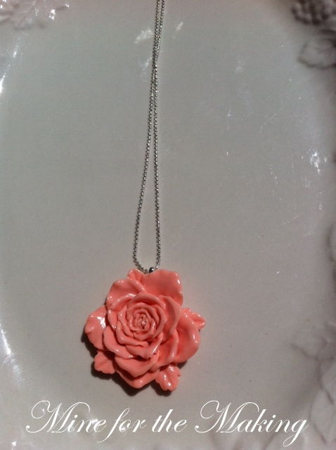Think Pink Sundays No. 16 & Mine for the Making Giveaway!