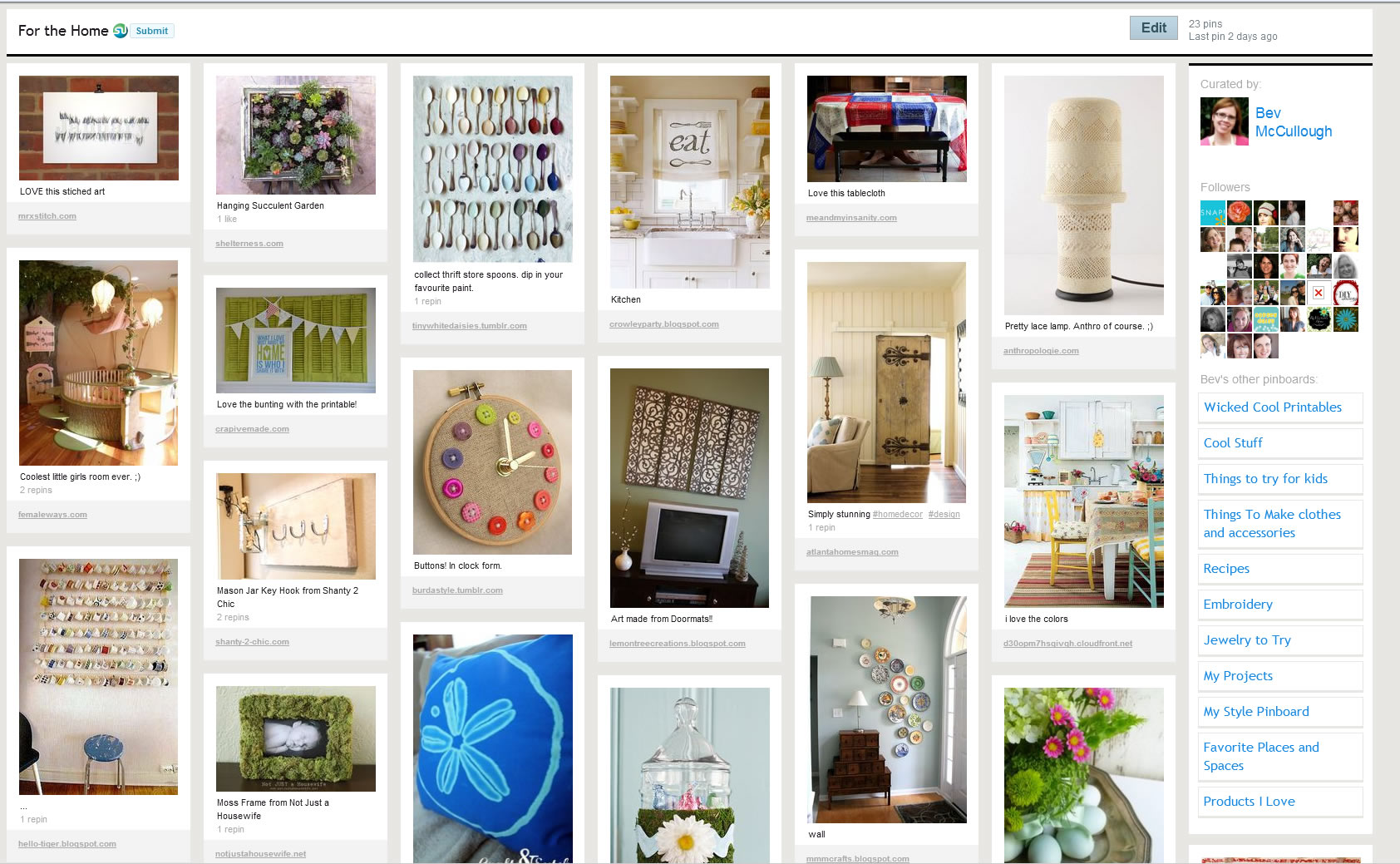Some Pinterest Love!