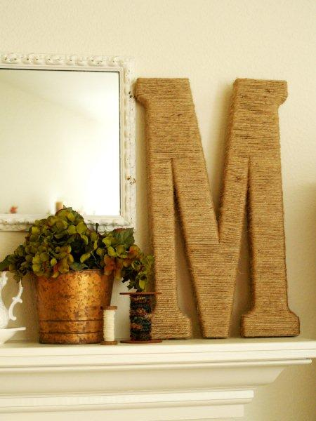 My Thanksgiving Mantel & Some Thoughts