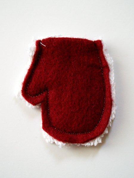 Mittens Ribbon Gift Wrap
