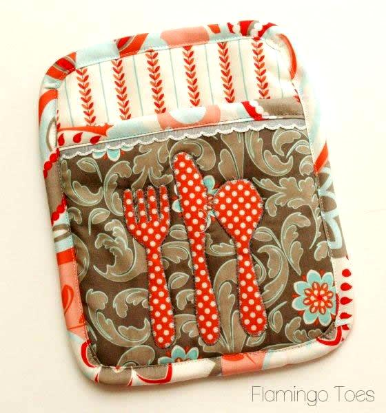 Let S Eat Potholder