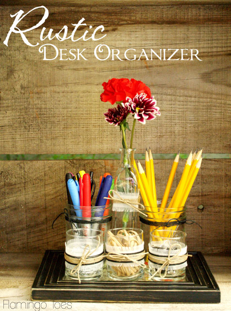 Diy Desk Organizer {teacher Appreciation Ideas}  Skip To. Diy Standing Desk Conversion. Cube Side Table. Cherry Wood Side Table. 30 Round Glass Table Top. End Table White. Computer Desk Shelving Unit. Bestar Computer Desk. Drawer Systems