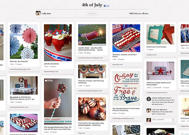 Pinterest Feature Friday!