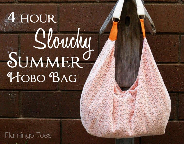 Slouchy Summer Hobo Bag