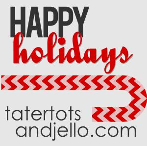 Visiting at Tatertots & Jello!