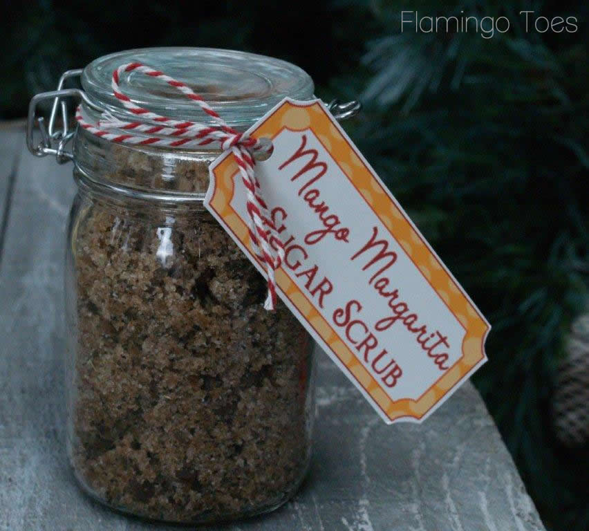 How to Make Sugar Scrub Recipe