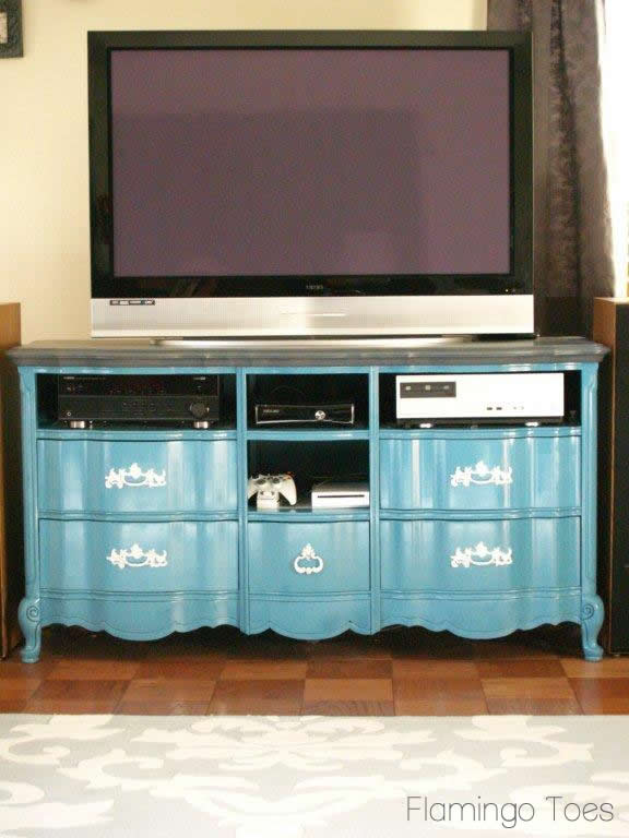 Refinished Entertainment System