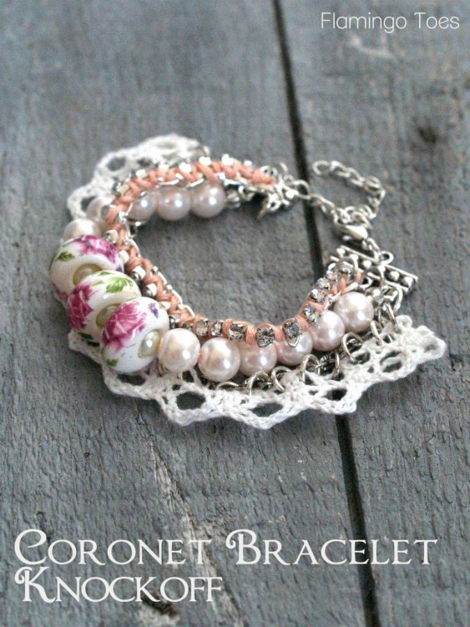 Coronet Bracelet Knockoff