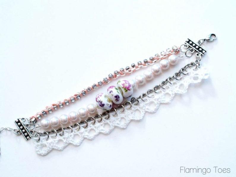 Coronet Bracelet Tutorial