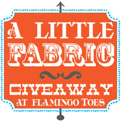 A Little Fabric Giveaway