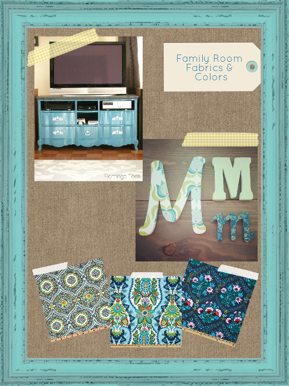 Family Room Board