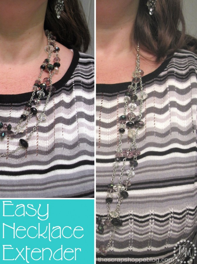 Necklace Extender 1