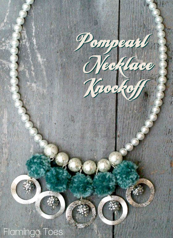 Pompearl Necklace Knockoff