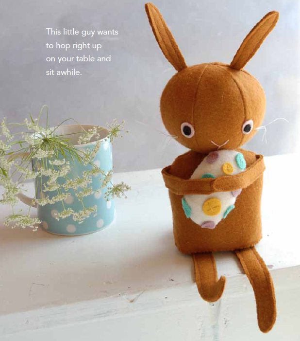 Easter Bunny Sewing Roundup -