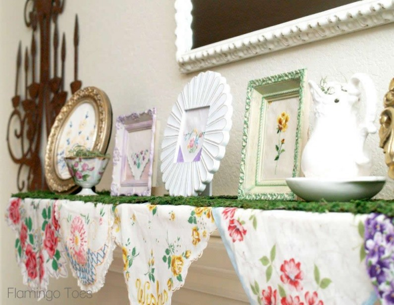 Handkerchiefs and Linens