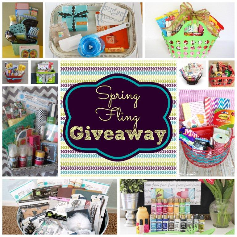 Spring Fling Favorite Things Giveaway!
