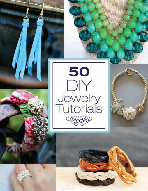 50 DIY Jewelry Tutorials for Mother's Day