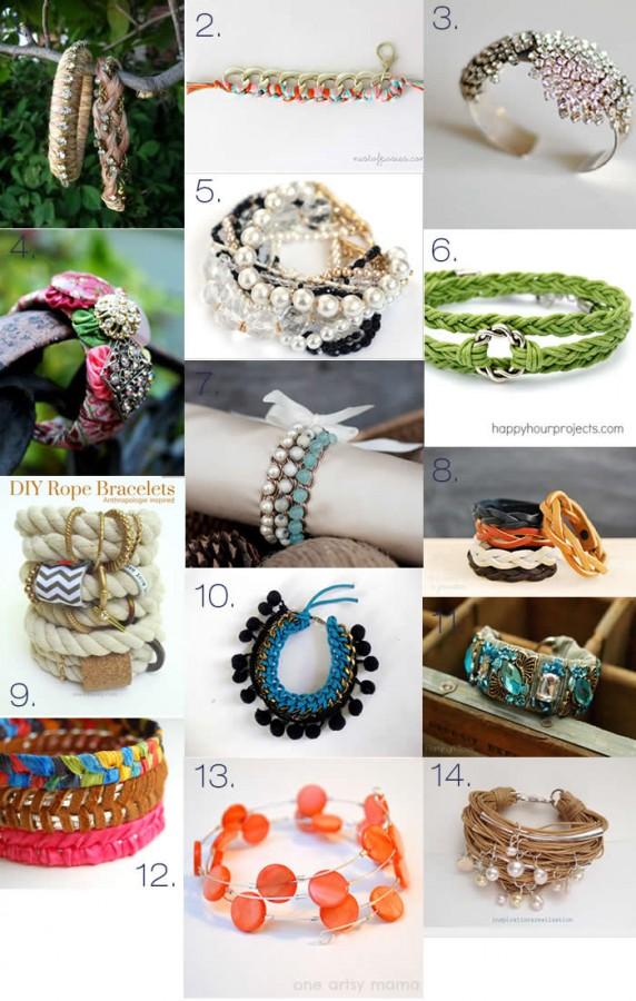 DIY Bracelet Gifts