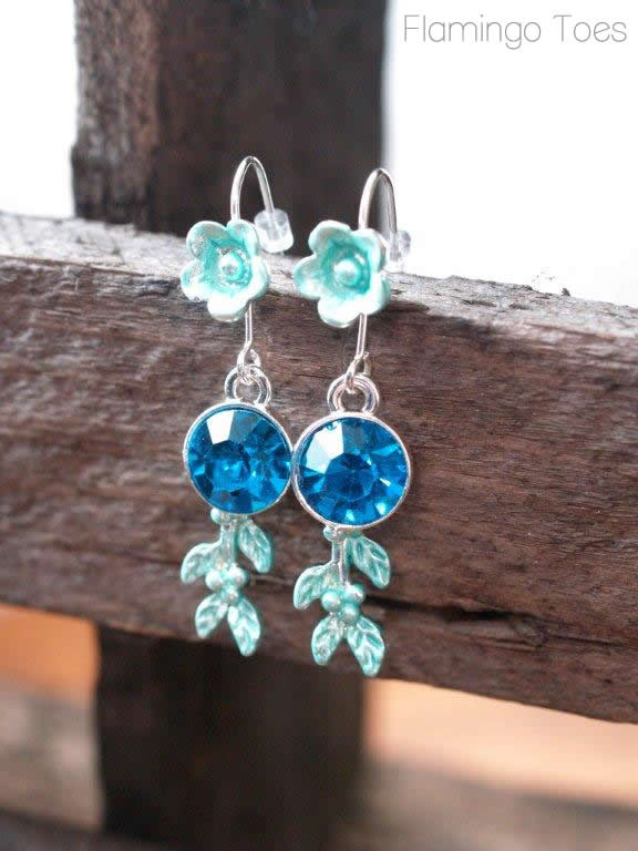 Summer Garden Earrings
