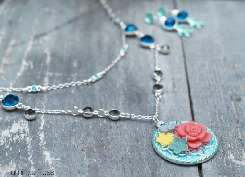 Summer Garden Jewelry Set Tutorial