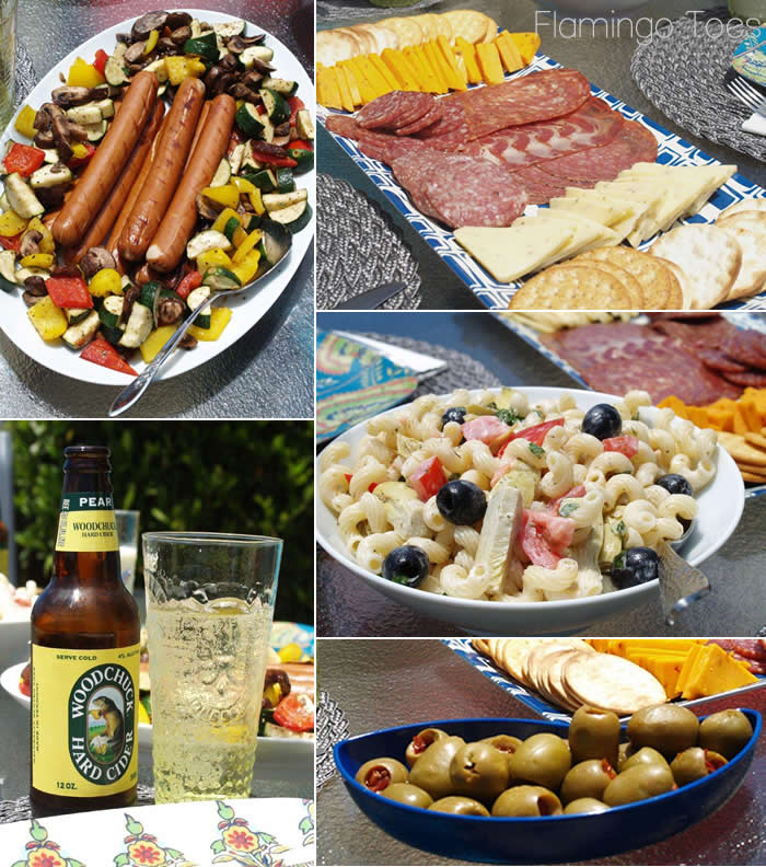 Dad's Summer Barbecue Party