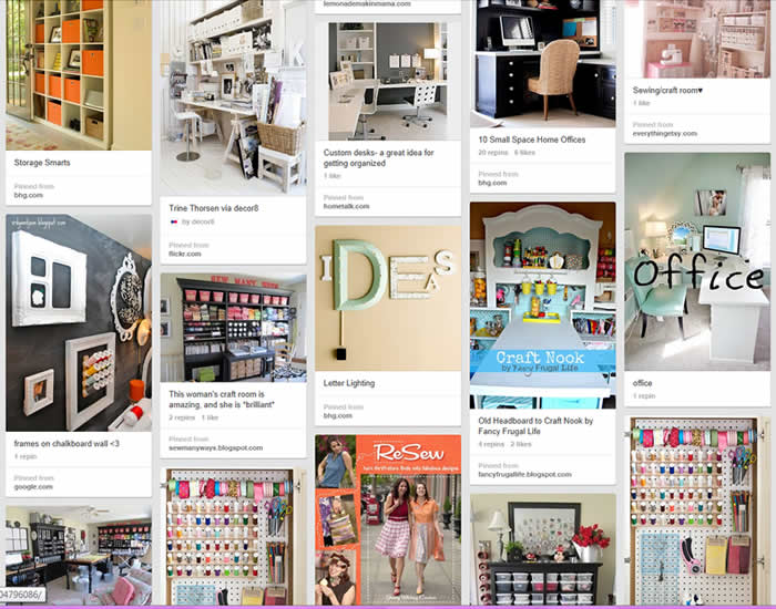 Pinterest feature friday cassi from my newfangledness Home decor pinterest boards to follow