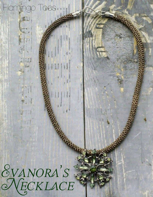 DIY Evanoras Necklace