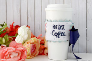 Teacher Coffee Travel Mug Cozy