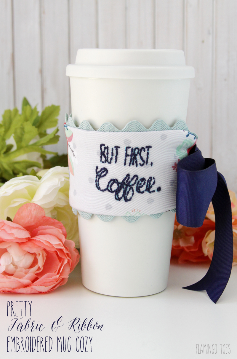 But First, Coffee Mug Cozy