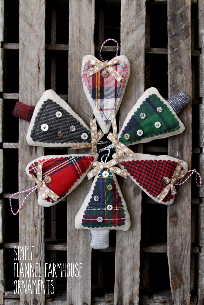 simple-flannel-farmhouse-ornaments