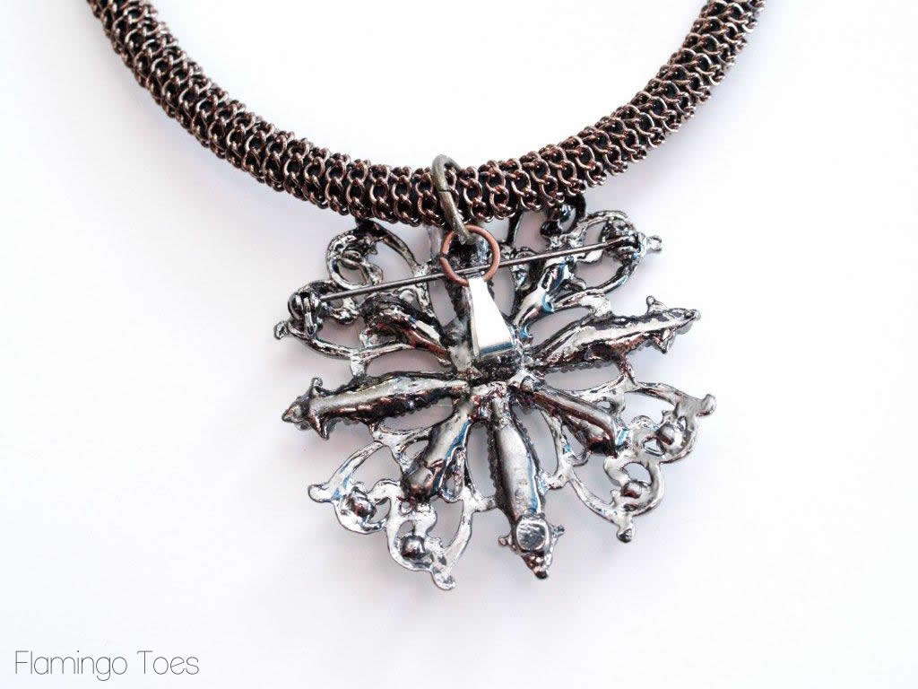 Evanora's Necklace – Oz Inspired Tutorial