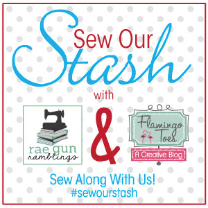 Sew Our Stash – April Update