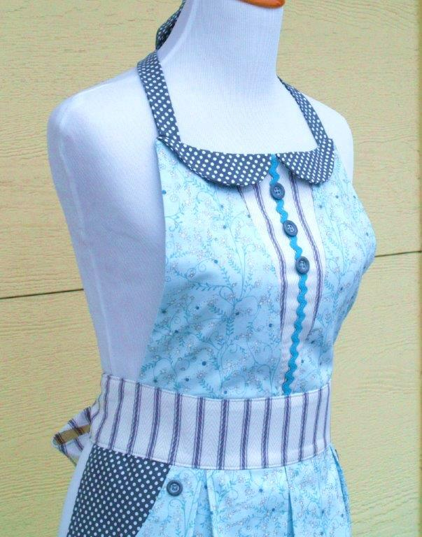 Apron Pattern Top