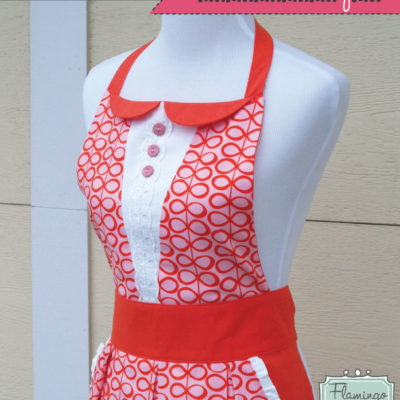 State Fair Apron Pattern Release!