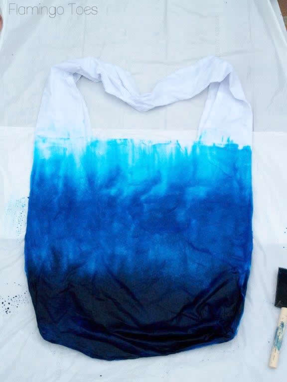 adding color to ombre dye