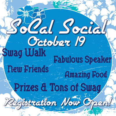 SoCal Social Tickets On Sale NOW!