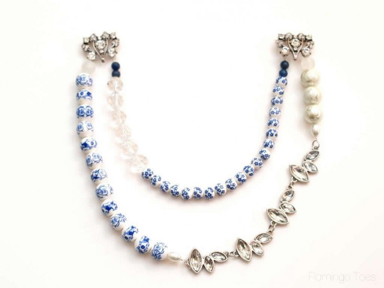 double strand necklace (2)